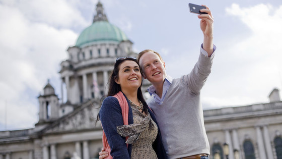 Win a food break to Belfast!
